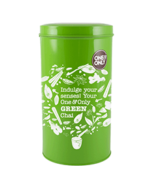 Puszka do Green Chai